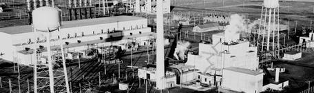 Hanfor Nuclear Site circa 1945