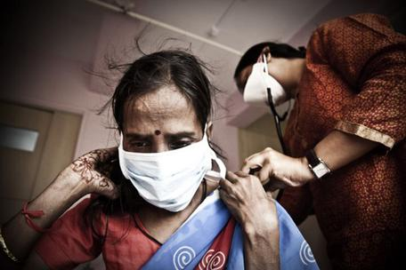 Tuberculosis in India.