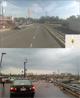 Tornado Damage Before and After U of A
