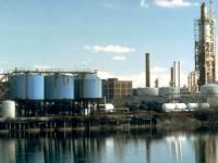 Industry along the Buffalo River