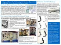Geology and Human Health Teaching and Research Opportunities