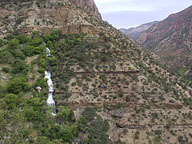 Roaring Spring in Grand Canyon