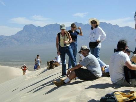 Mojave field trip