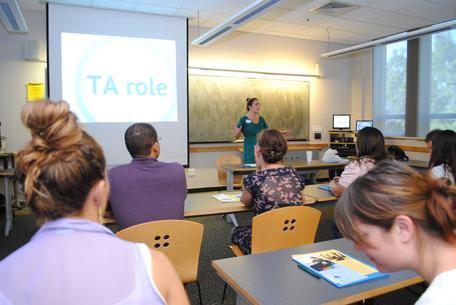 TA training