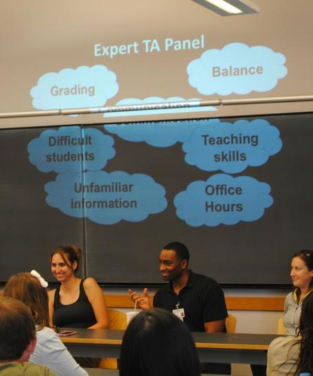 Exceptional TA Training