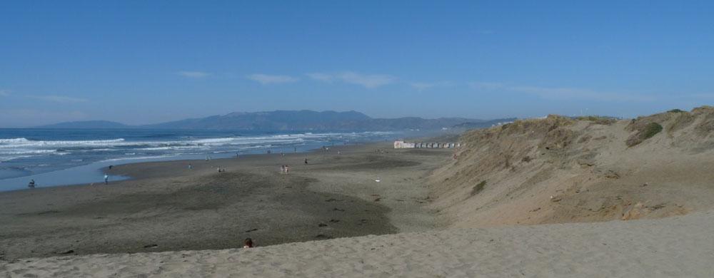 Ocean Beach Sands