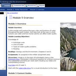 Course Platforms for Teaching Online