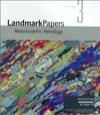 Landmark Papers in Metamorphic Petrology