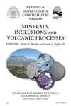 Minerals, Inclusions and Volcanic Processes