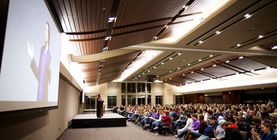 Woulfe Alumni Hall