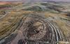 Anti-Atlas Mountains, Algeria faulted dome oblique