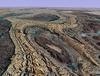 Anti-Atlas Mountains, Morocco folds 2 oblique 3