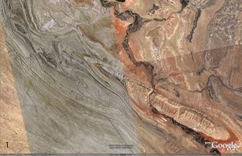 Big Horn Basin, Wyoming folds