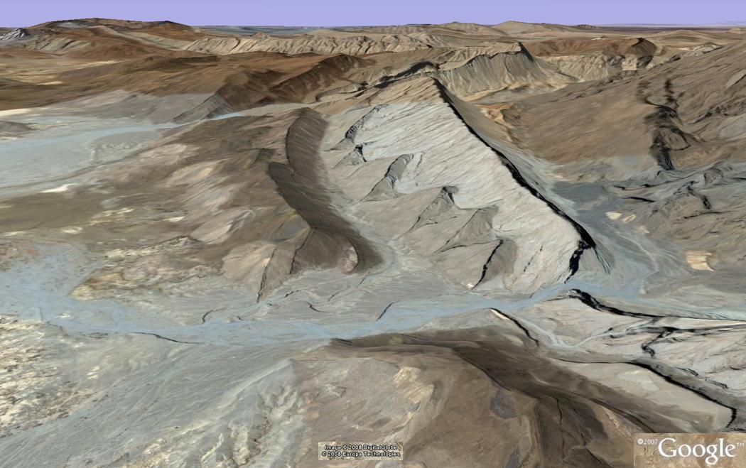 Google Earth Locations