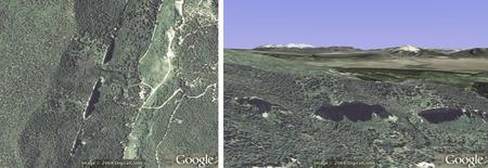 Spanish Peaks, CO, dike 2 oblique 4
