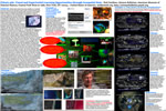 thumbnail image of poster: Visual and experiential learning opportunities through geospatial data