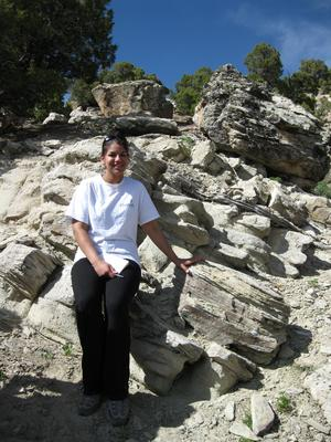 Brandi Rollins in Wyoming