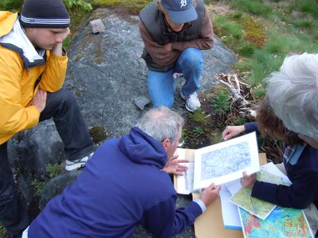 Discussion in the Field