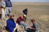 FLC Students in the Field