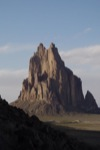 Ship Rock in New Mexico
