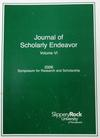 An example of an in-house research journal to disseminate outcomes