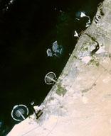 ASTER image of Dubai, UAE