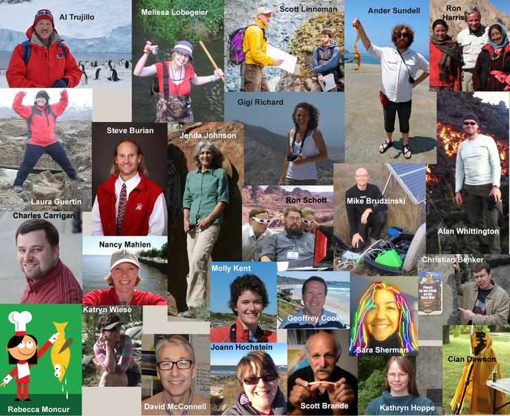 Participant Photo Collage