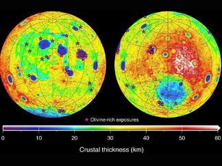 Lunar Olivine Materials
