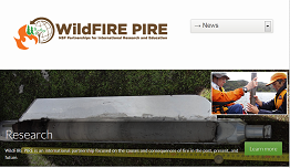 Wildfire PIRE Project