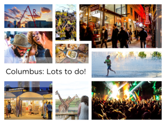 Things to do in Columbus, Ohio.