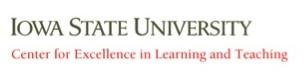 Iowa State University CELT logo