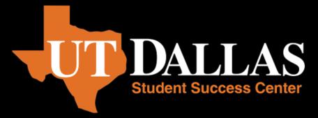 UTD Student Success Center