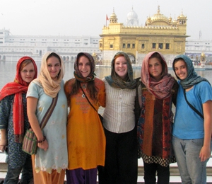 Study Abroad, India