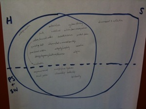History Sustainability Diagram