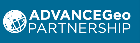 ADVANCEGeo Partnership Logo