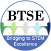 BTSE: Bridging to STEM Excellence Logo