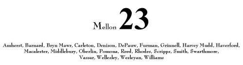 Mellon 23 Logo