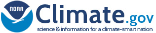 Climate.gov logo