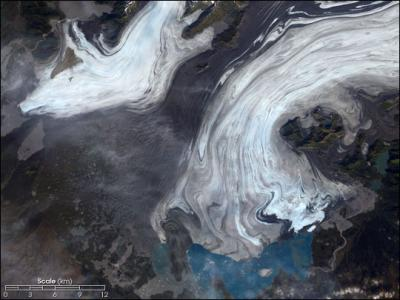 Bering Glacier, AK