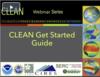 CLEAN Design NGSS Units Webinar screenshot