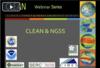 CLEAN NGSS Webinar screenshot
