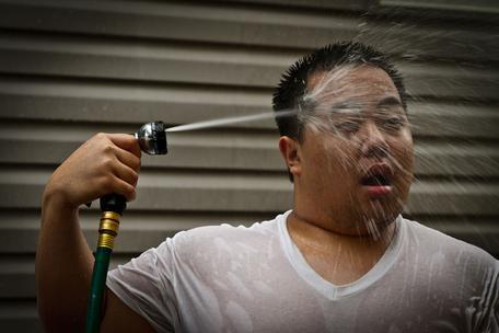 Heat wave relief