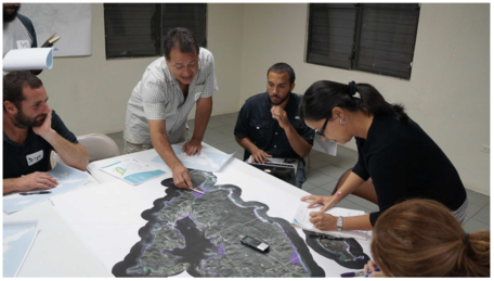 Assessing Vulnerability with Communities