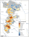 Changes in the Ogallala Aquifer