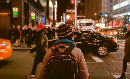 City Pedestrian