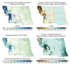 Hydrologic Changes Across the Northern Great Plains