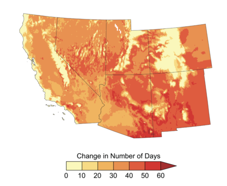 Projected Increases in Extreme Heat