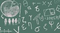 Math on Chalkboard