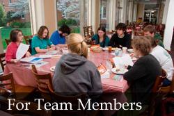 CUREnet for Team Members