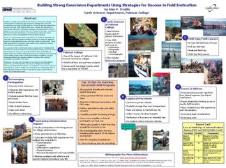 Image of Trujillo poster for Departments Workshop